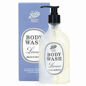 Boot's Body Wash Review Plus A Sneaky-Peek