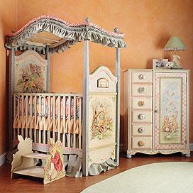50 Vintage Decorating Ideas For Nurseries
