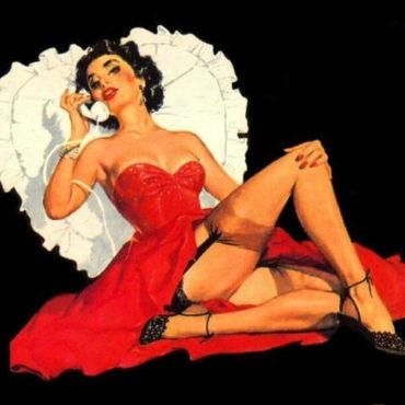 Vintage Valentine Link Round-up