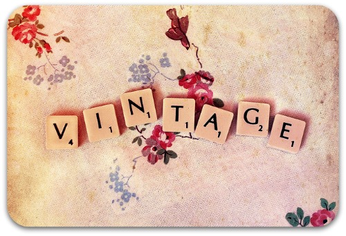 "Post image for How Do You Do ""Vintage""?"