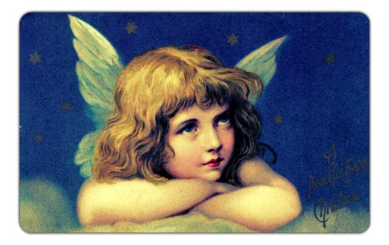 Post image for Christmas Eve Poetry for Mama's with their Angels in Heaven