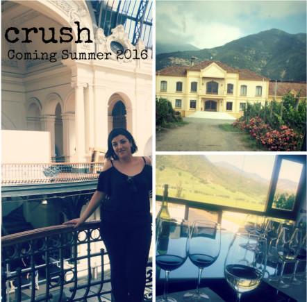 Coming Summer 2016: Crush thumbnail